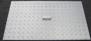 capot aluminium Alistep