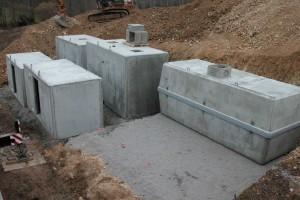 Cuve beton Ladignac